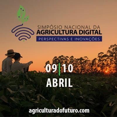 SIMPÓSIO NACIONAL DA AGRICULTURA DIGITAL