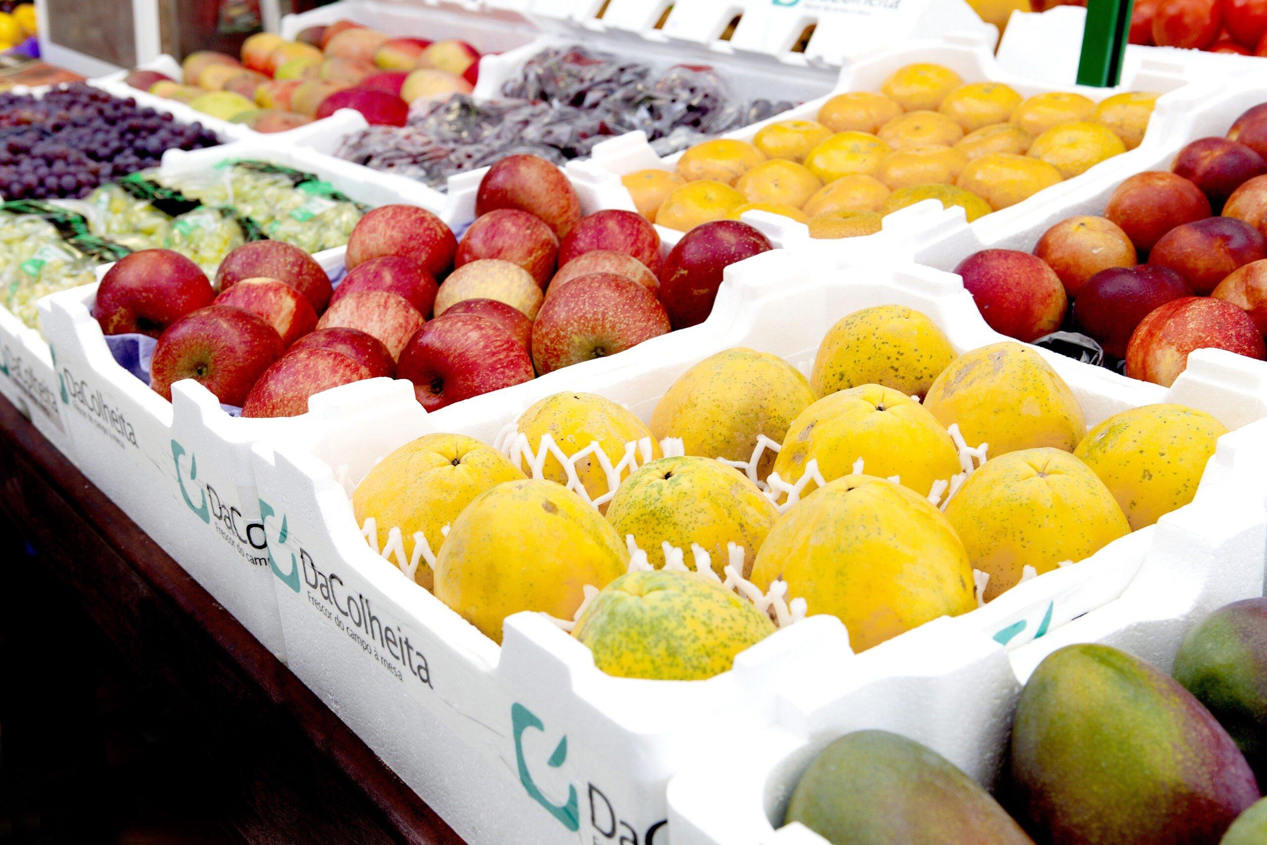Crescem exportações de frutas no terceiro trimestre de 2020 - AgroRevenda